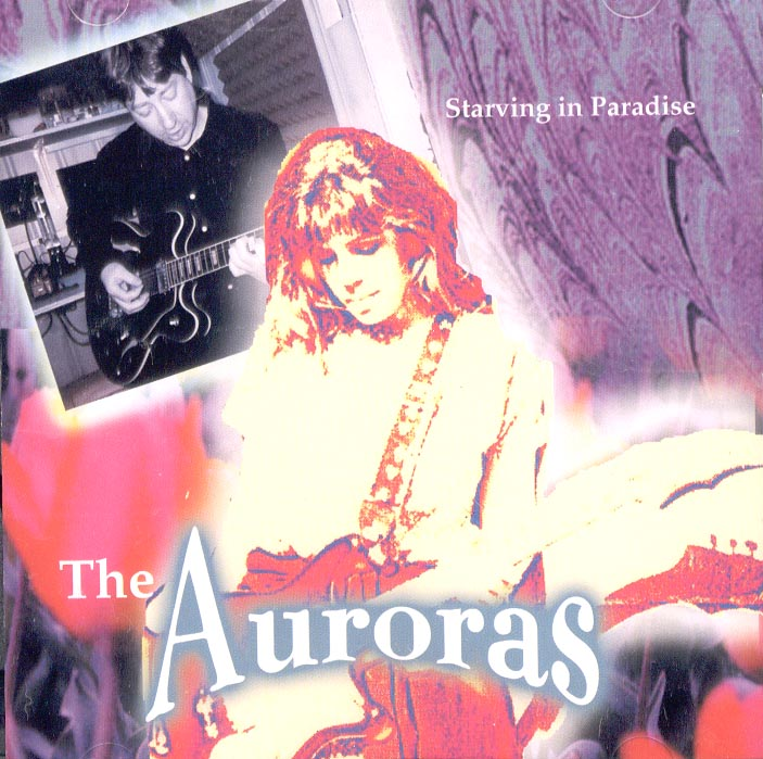 Auroras Starving In Paradise CD cover