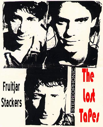 Fruitjar Stackers Lost Tapes CD cover